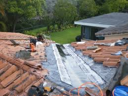 Tile Roof Repair Clay Tile Roof Repair In Miami Lakes Roofer Mike Incroofing