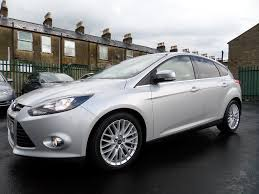 ford focus 1 6 zetec tdci 5dr manual for sale in burnley finsley