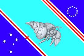 Fallen Officer Flag The Voice Of Vexillology Flags U0026 Heraldry Flag Of Baker Island