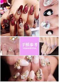 2016 japan super accessories nail gel stick drill glue a nail