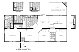 Triple Wide Mobile Homes Floor Plans by House Plans Modular Homes Under 50k Clayton Ihouse Modular