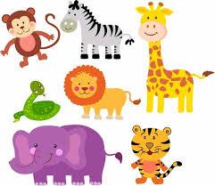 safari cartoon safari animals free vector in adobe illustrator ai ai