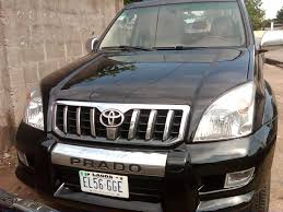 toyota cruiser price xtremly clean naija used 2008 toyota land cruiser prado for sale