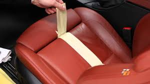 how to clean your leather seats with swissvax leather cleaner by