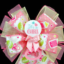 it u0027s a baby shower bow cake topper cake pick package