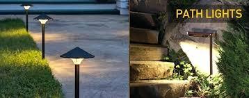Low Voltage Led Landscape Lighting Sets Outdoor Path Lighting Sets Led Landscape Lights Low Voltage