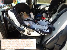 siege auto avant voiture kiddy evo lunafix puericulture en folie