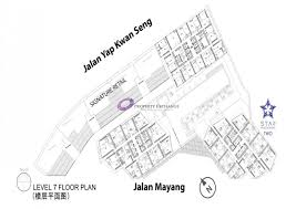 H2o Residences Floor Plan by Star Residences Rt2 U2013 Property Exchange