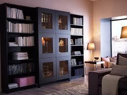 Media Room Furniture Ikea - mixing birch and black brown furniture google search ikea