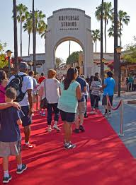 tips for maximizing the universal studios hollywood front of the
