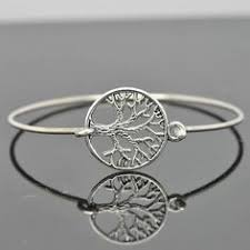 Personalized Bangle Bracelets Mother U0027s Day Gift For Grandmother Family Tree Jewelry