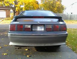 93 mustang lx tail lights replacement fox body mustang tail light options americanmuscle