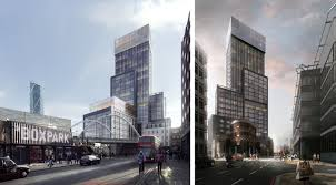 planning permission for shoreditch highgate hotel by gensler