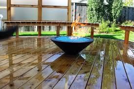 custom deck designs and deck builders ananda landscapes