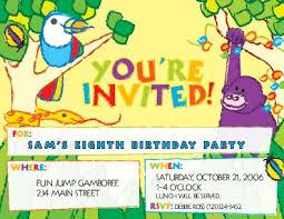 birthday invitation cards for kids u2013 orderecigsjuice info