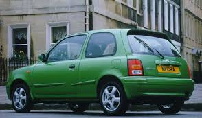 nissan green nissan micra hatchback 1993 2002 photos parkers
