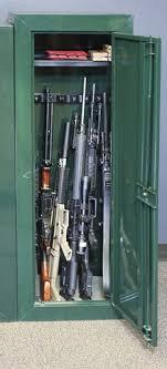 stack on 8 gun cabinet how to upgrade your existing gun cabinet secureit gun storage
