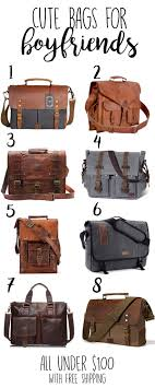 gifts for boyfriends boyfriend gifts leather bags for men satchel bags with free shipping