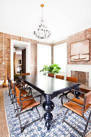 transitional conference room design surya rug noir vintage
