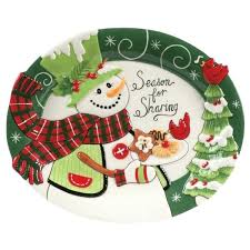 personalized platters christmas serving platters personalized christmas serving trays