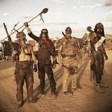 Apocalypse Halloween Costume Apocalyptic Festival Give Mad Max
