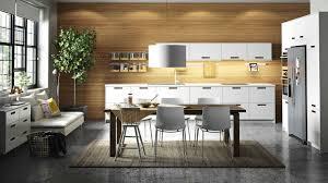 modeles cuisines ikea cuisine bois et blanc collection avec cuisine ikea modele photo