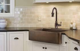 Farmhouse Kitchen Furniture Kitchen Copper Kitchen Sinks With16 Copper Kitchen Sinks Copper