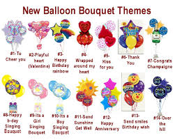 balloon bouquets new balloon bouquets the balloon florist