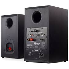 home theater subwoofer amplifier klipsch r15pm powered monitor bluetooth speakers subwoofer