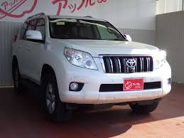 land cruiser prado car toyota land cruiser prado tx l pkg 4wd japanese used vehicles
