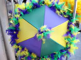 mardi gras umbrella second line mardi gras feather umbrella parade festival