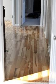 the color variations in this wood floor 3 1 4 inch solid