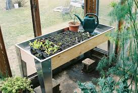 potting table with sink greenhouse potting table sinks