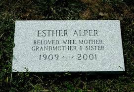 headstones nj custom grave markers new jersey koch monument