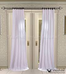 Cotton Tie Top Curtains by Door Curtains Beaded U0026 How To Make Beaded Door Curtains How To
