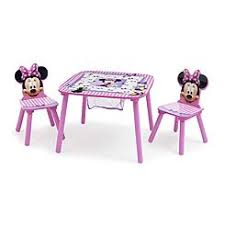 minnie mouse table set disney minnie mouse folding table and chairs set