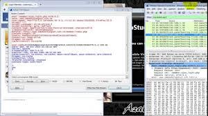 tutorial memakai wireshark cara menggunakan wireshark 2015 youtube