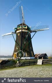 dutch windmill picture