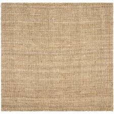 Square Area Rugs 7x7 Amazon Com Safavieh Natural Fiber Collection Nf447a Hand Woven