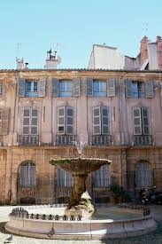 aix en provence the pastel beauty of aix en provence