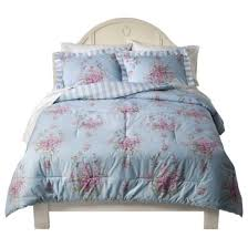 Shabby Chic Sheets Target by Target Simply Shabby Chic Cottage Rose Comforter Set Blue
