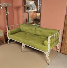 Wrought Iron Daybed Wrought Iron Daybed At 1stdibs