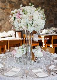 Where To Buy Glass Vases Cheap Cheap Tall Glass Vase For Wedding Flowers Arrangement Buy Glass