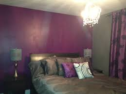 Purple Accent Wall by Moroccan Accent Wall Candy And Her Cupcakes