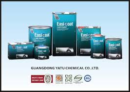china car coating mixing car spray paint e5 1k basecoat photos
