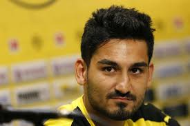 gundogan hair barcelona transfer news ilkay gundogan rejects blaugrana move