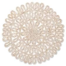 Placemats Bed Bath And Beyond Buy Round Placemats From Bed Bath U0026 Beyond