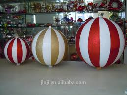 great outdoor ornament balls ideas and new
