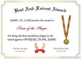 12 best sports certificate templates images on pinterest