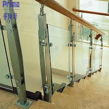 Glass Banister Kits Glass Balustrade Stainless Steel Stair Railing Kit Buy Stainless